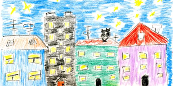 Почему дети так рисуют? Психология детского рисунка