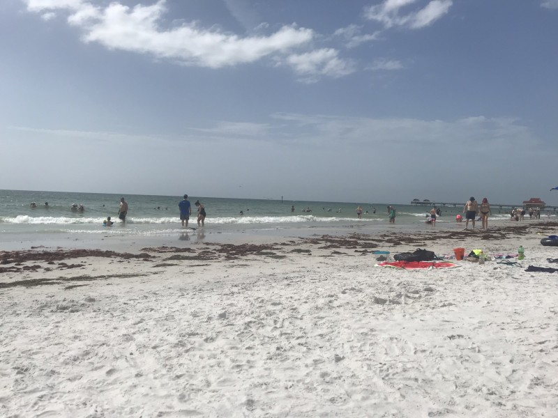 Clearwater Beach, Tampa