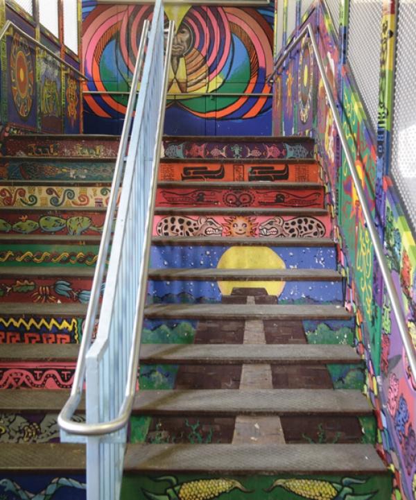 6БРАМДУЛЬ v.2.3 (steep stair edition)
