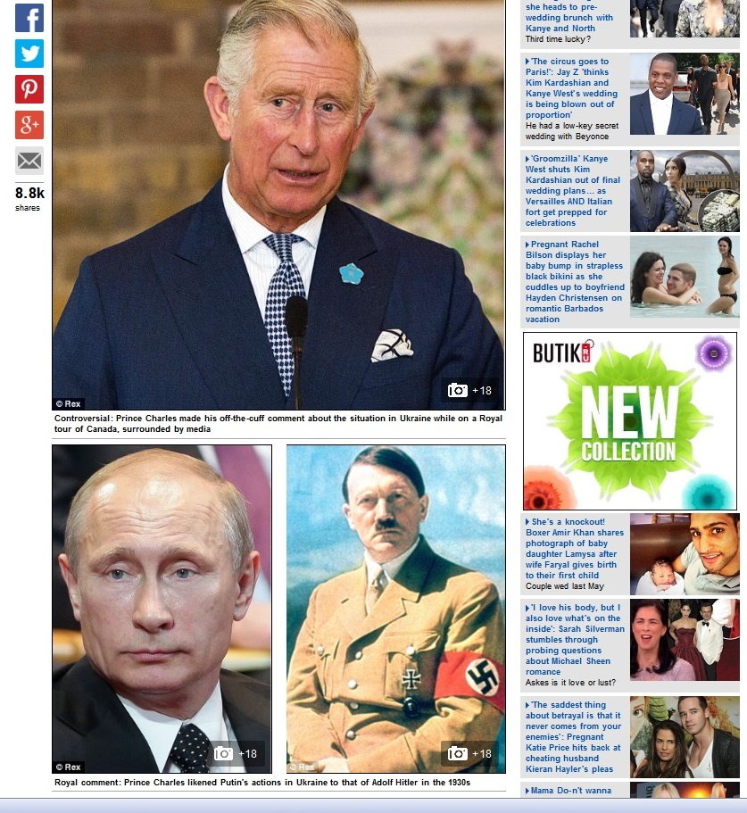 Путин - Гитлер (3)