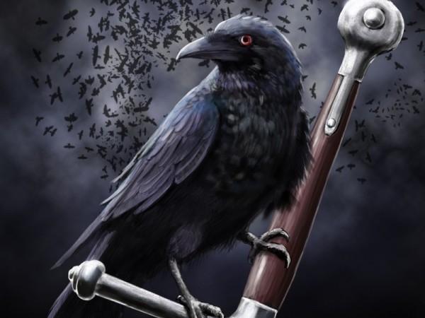 Ворон и меч