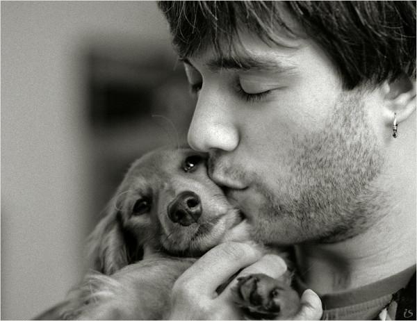 Человек и собака (10)