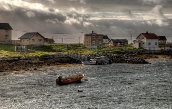 Верёй. Неспокойно Норвежское море