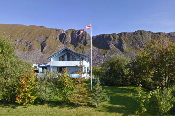 Верёй. Домик норвежского рыбака
