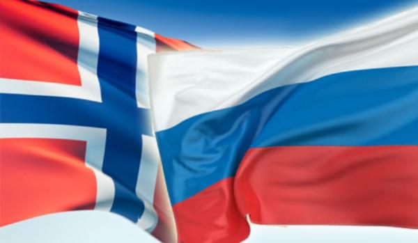 Норвегия - Россия