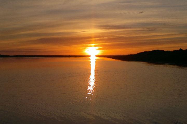 (2) Восточное побережье,  Набильский залив (пос. Катангли, около г. Ноглики)