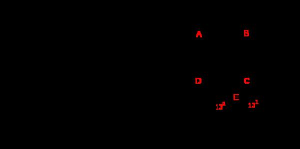Структура хлорофилла