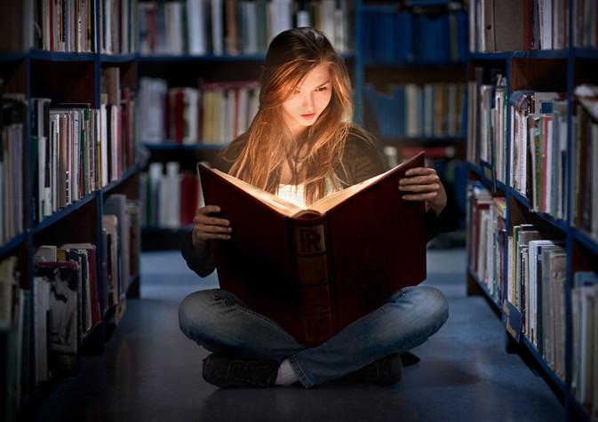Читательница (5)