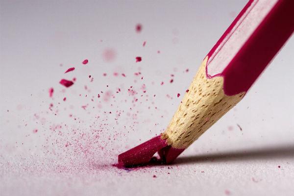 Сломанный карандаш ЖЖ