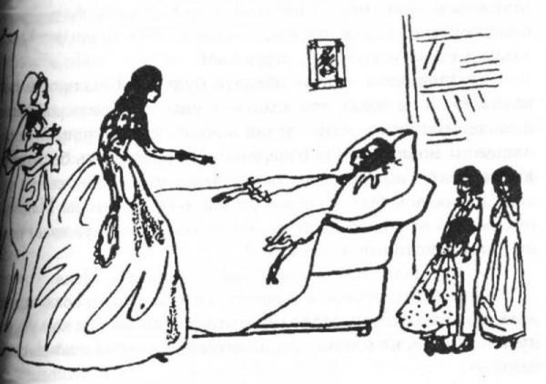 Надя рушева. Пушкин на смертном одре.jpg