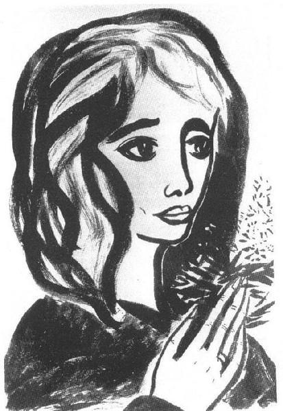 Надя Рушева. Маргарита. Тот самый портрет (1968).jpg