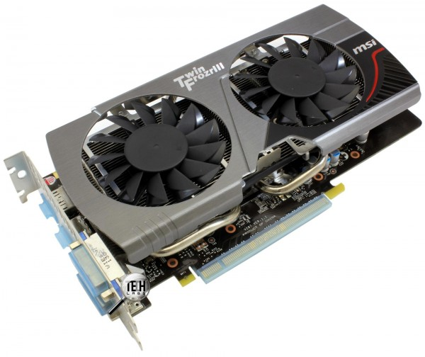MSI GeForce GTX N650Ti Boost