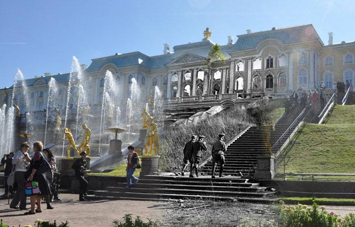 1943-2011 Экскурсанты (Петергоф).jpg
