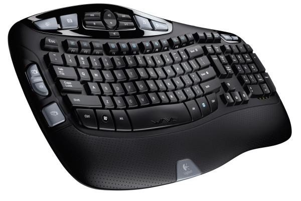 Клавиатура Logiech K350 WAVE