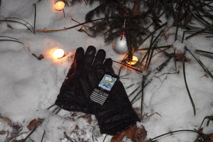 Утренняя сказка, рассказанная в Рождество (Архивный пост)
