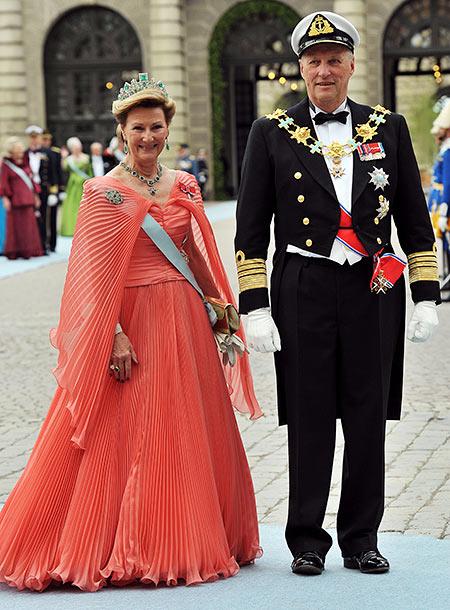 Король Норвегии Харальд V и Королева Соня.jpg
