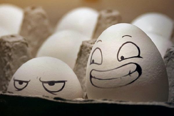 Яйца каннибалов