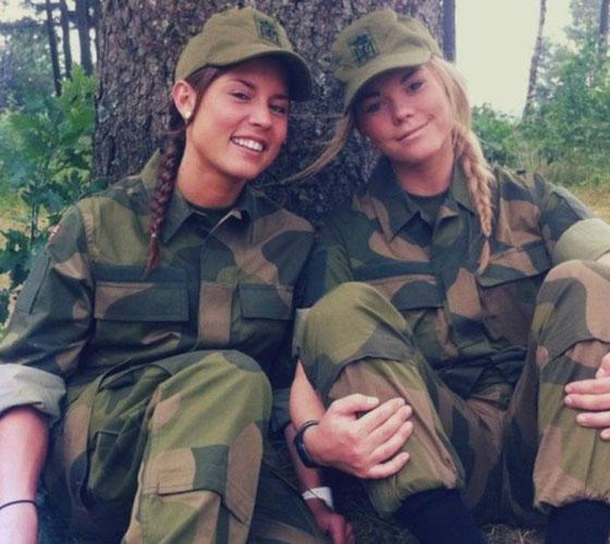 Девушки в армии Норвегии (29).jpg