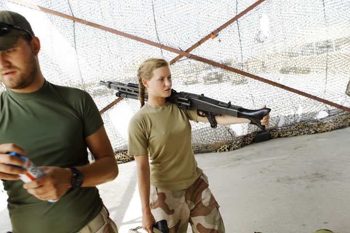 Девушки в армии Норвегии (17).jpg