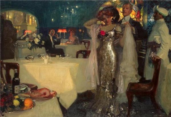 Ресторан (живопись)