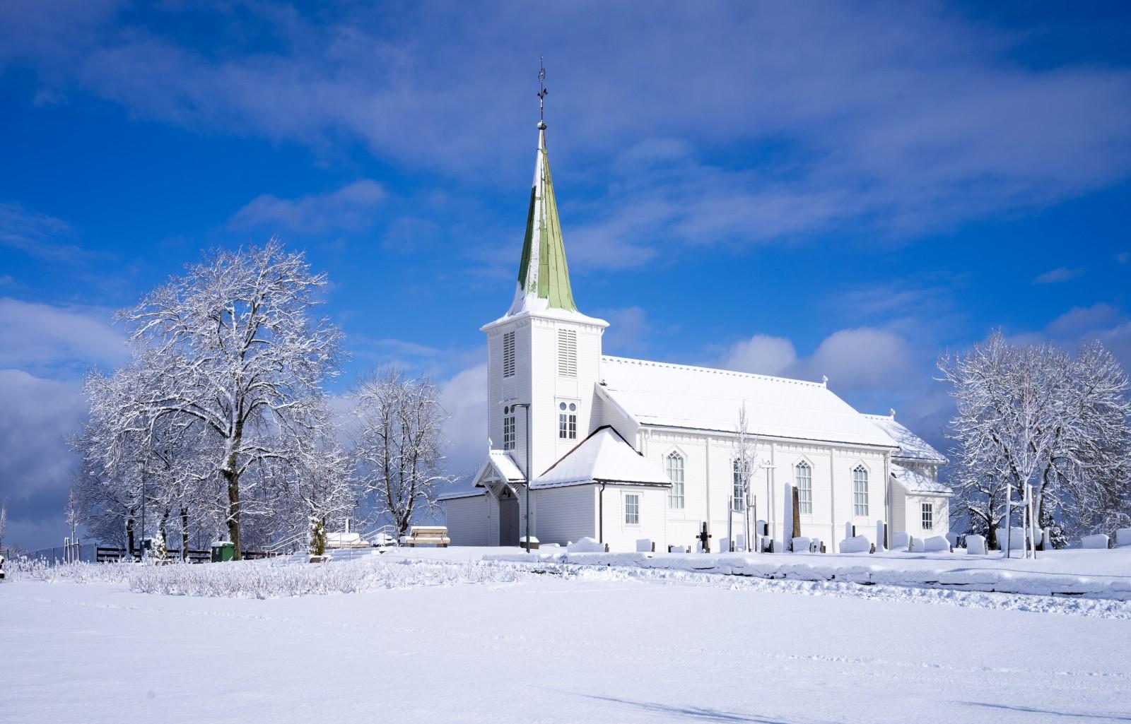 Церковь, Норвегия (2).jpg