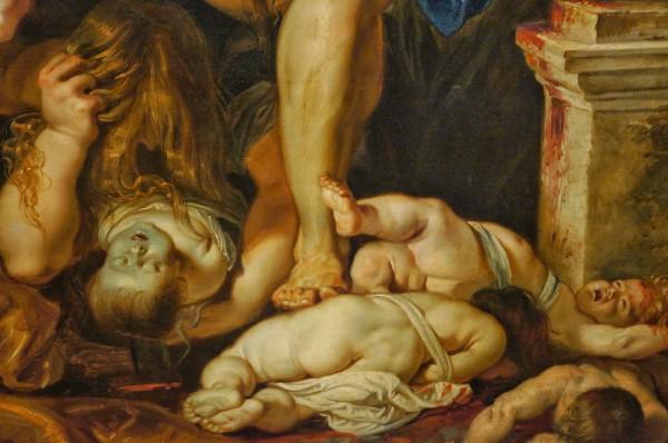 Рубенс - Избиение младенцев (фрагмент).JPG