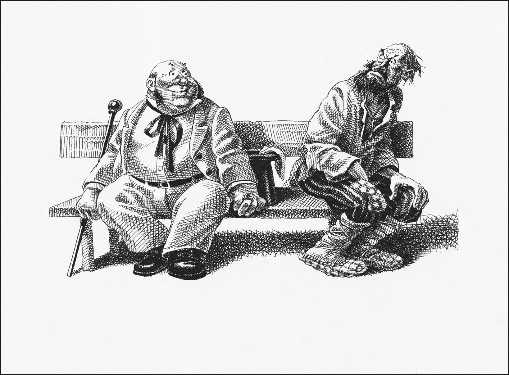 Салтыков -Щедрин - Соседи (2).jpg