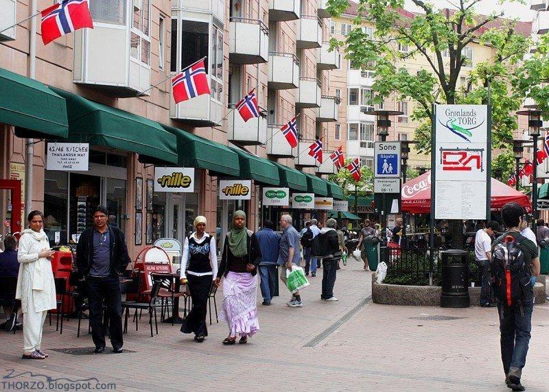 Мусульмане в Осло