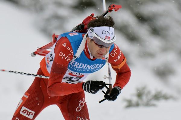 Норвежцы рождаются с лыжами