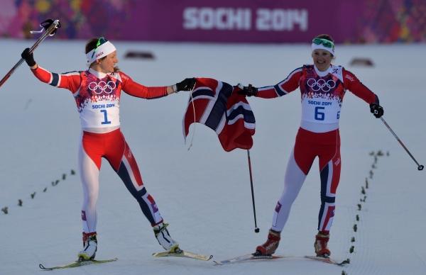 Норвежцы рождаются с лыжами (3)