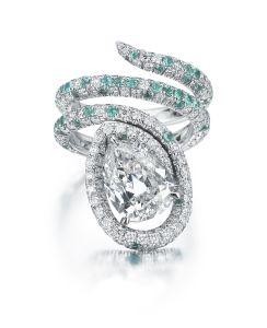 AN-576-Dia-PS-GIA-F-VS1-3.02-Paraiba-Type-Tourmaline-0.81-Dia-Pave-2.04