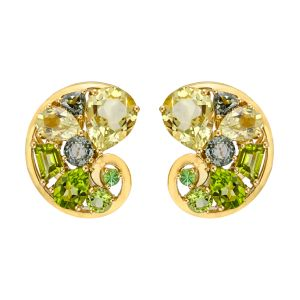 GDG-1646-seaman-schepps-paisley-earrings-lemon-quartz-peridot-tsavorite
