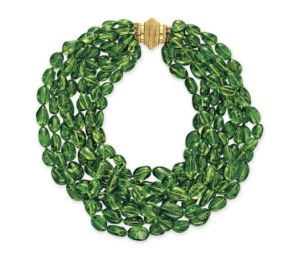Lot-12-A-PERIDOT-BEAD-NECKLACE-BY-VERDURA-