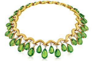 Peridot-and-Diamond-Mezzaluna-Necklace