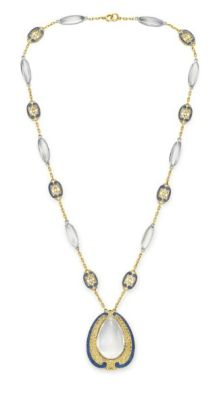Lot-169-A-MOONSTONE-ENAMEL-AND-GOLD-NECKLACE-BY-LOUIS-COMFORT-TIFFANY-TIFFANY-CO.-