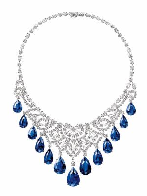 biennale-harry-winston-sapphire_and_diamond_cascading_drop_necklace