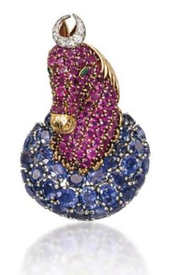 Lot-99-A-RUBY-SAPPHIRE-AND-DIAMOND-HORSE-HEAD-BROOCH-BY-JEAN-SCHLUMBERGER-TIFFANY-CO.