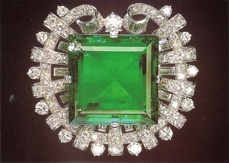 Hooker-Emerald-Brooch