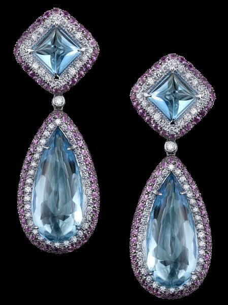 Biscayne-Blue-Topaz-Earrings