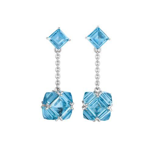 Paolo-Costagli-Blue-Topaz-Chain-Drop-Earrings
