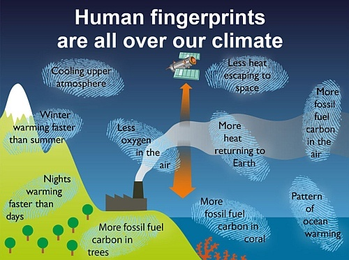 the main causes and effects of global warming