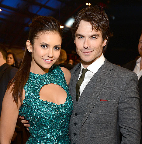 is nina dobrev and ian somerhalder dating 2014
