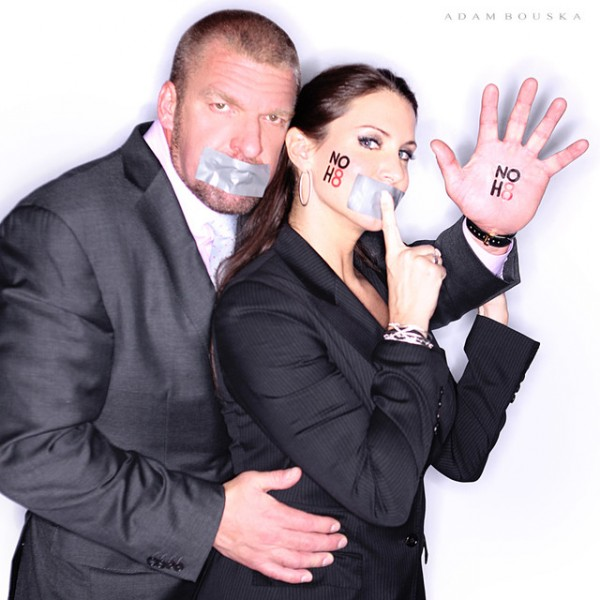 Wwe Teams Up With Noh8 Oh No They Didn T