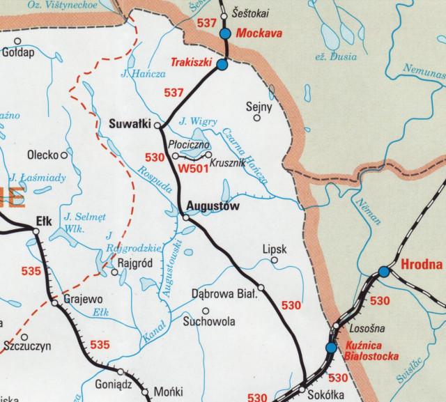 железных дорог Польши