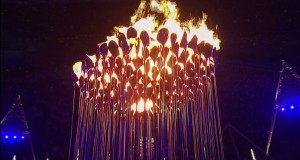 London Olympic Flame 2012