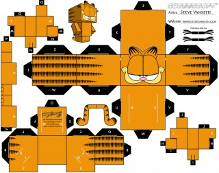 Naval Nata - Кубические фигурки или Cubeecraft