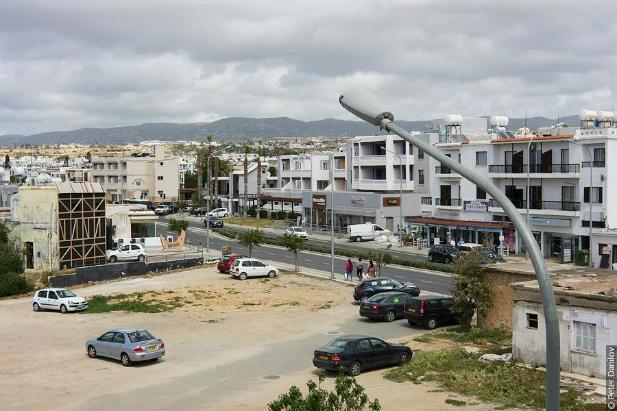 Кипр, часть 4: из прогулок по