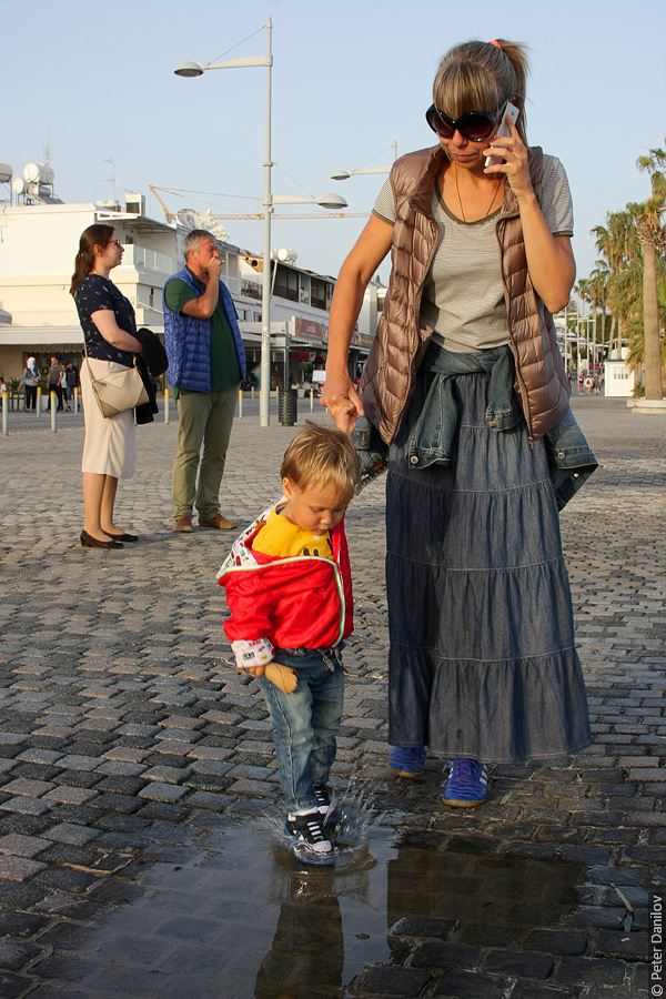 Кипр, часть 5: блюз снесенной пятиэтажки