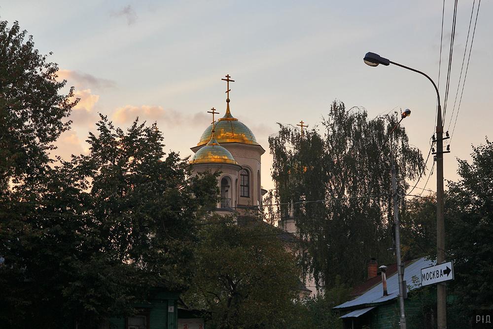 Звенигород, часть 1
