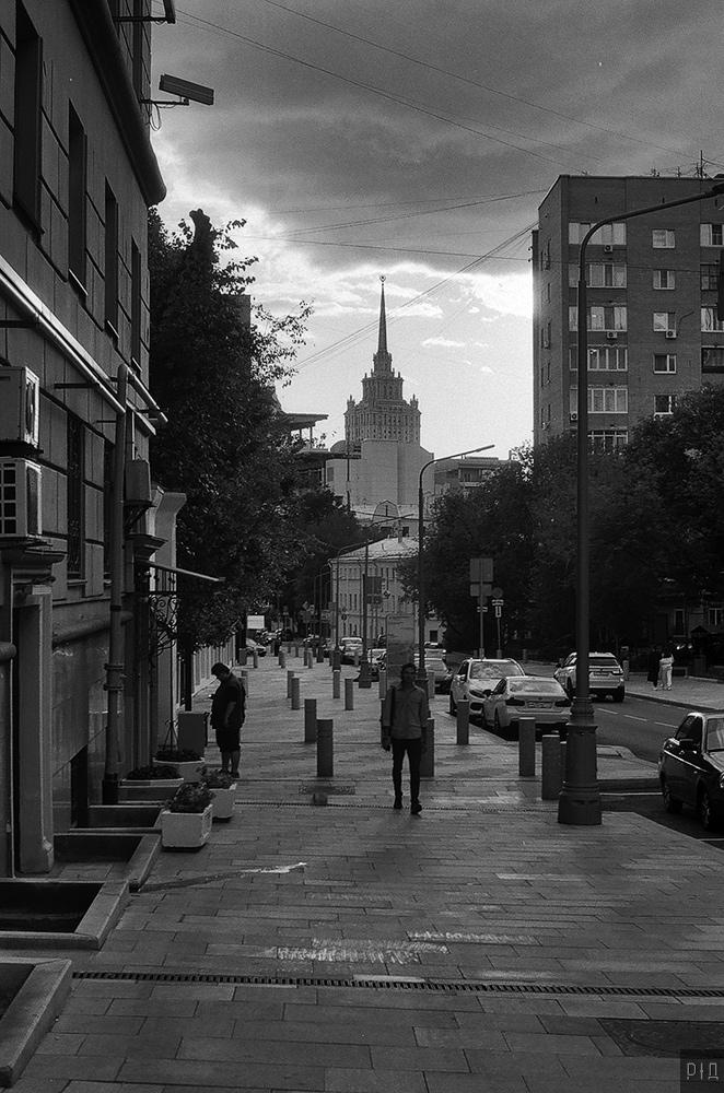 Из прогулок по Москве